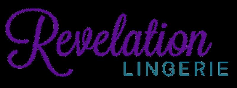 Revelation Lingerie Retina Logo